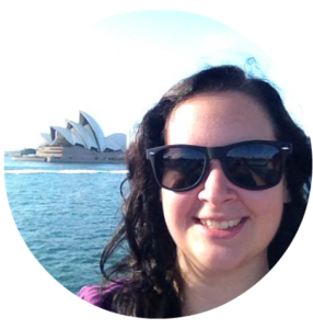 Sydney Selfie circle