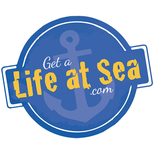 Get a Life at Sea Logo